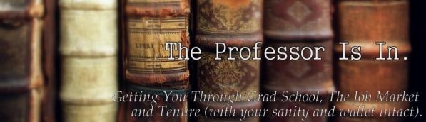 4/12 – Grant Writing Workshop with Dr. Karen Kelsky