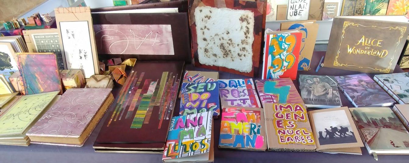 May 13 – Cartoneras: Book Making Workshop